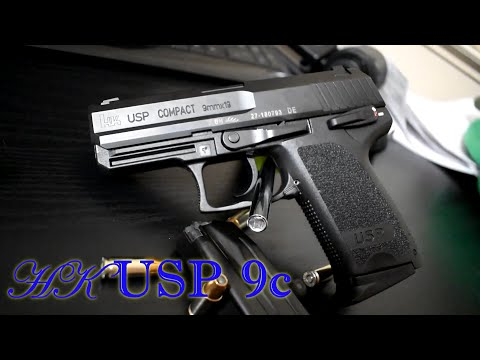 hk usp 9c review youtube