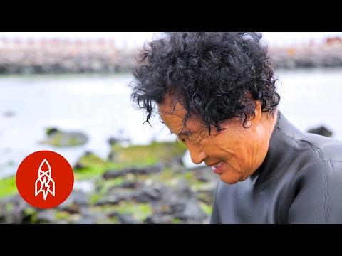The Last Mermaids of Jeju