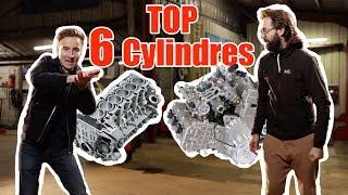 Le guide des MEILLEURS 6 cylindres - Vilebrequin