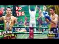 Vong Noy Cambodia Vs Jaisu Sorkhamsin, Thailand, Khmer Warrior Boxing Bayon TV Boxing 19 August 2018
