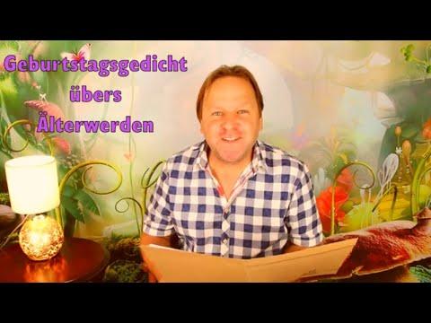 Lustiges Geburtstagsgedicht übers Älterwerden, Schöne, Neue Geburtstagsgedichte Von Thomas Koppe