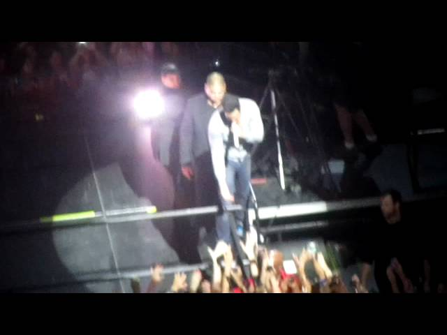 Ensename a Olvidar- Romeo Santos/ Houston Concert 3/15/12 Videos De Viajes