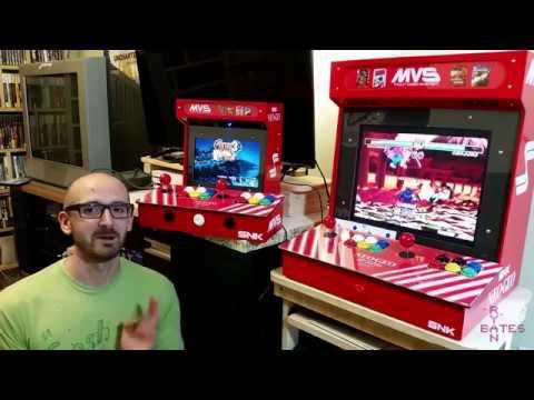 Build a Two Player Neo Geo Mini Arcade w/ Raspberry Pi and Retropie