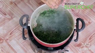 Video Creamy Mashed Potatoes and Spinach - Envirofit SuperChef with Chef Ali Mandhry and the SuperSaver download MP3, 3GP, MP4, WEBM, AVI, FLV November 2017