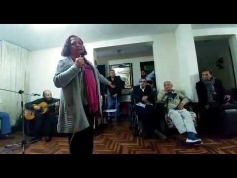 """Tema :""""Dolor de ausencia"""" de Juan Mosto en la espléndida interpretación de Marina Retto"""