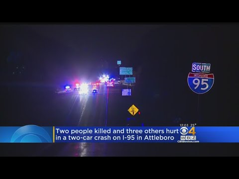 Los Angeles Woman, Providence Man Killed In I-95 Crash In Attleboro