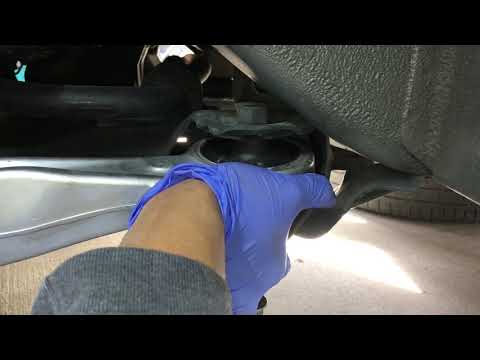 DIY Honda Odyssey Lower Control Arm Replacement