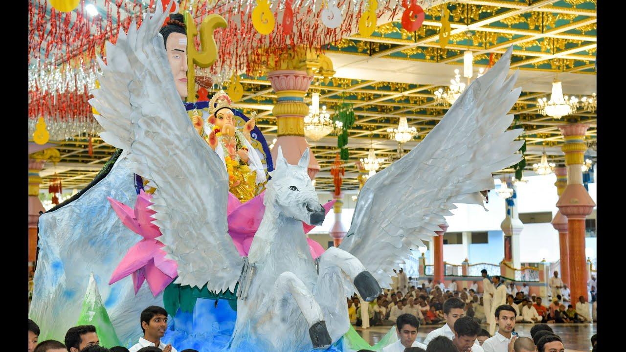 Ganesh Visarjan | Ganesh Chariots Procession | Sai Kulwant