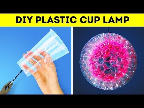 20 TOTALLY CUTE DIY LAMPS