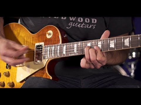 Gibson Custom Shop Wildwood Spec by Tom Murphy 1959 Les Paul Standard  •  SN: 91146