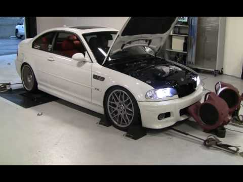 Supercharged M3  VF570 Stage 2 E46 M3 dyno  YouTube