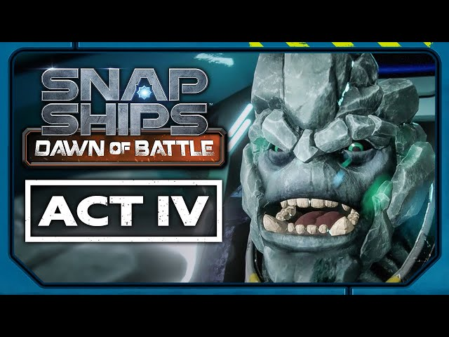 Snap Ships Dawn of Battle Act IV