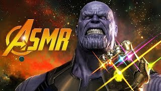[ASMR] Binaural Thanos