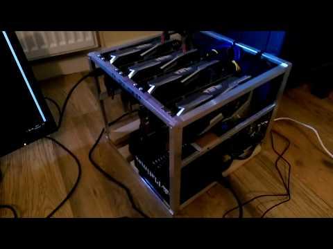 RX 470 - GTX 1060 Mining RIG ETH / UBQ / ETC / MUSIC