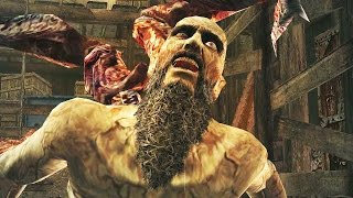 Resident Evil 4 (PS4 1080p 60fps) - Walkthrough Part 9 - Chapter 2-3 Part 2