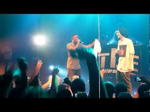 Kendrick Lamar - HiiiPOWER feat John Doe - (Bataclan 2012)