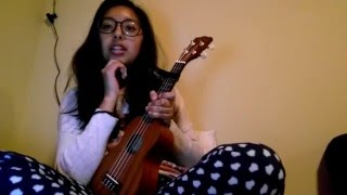 Pacific Blue - Emily Zeck (Ukulele Cover)