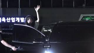 200627 여자친구(GFRIEND) 펩시콘 퇴근