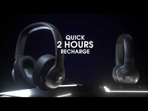 947f188fac2 JBL Wireless Headphones | Everest Series - YouTube
