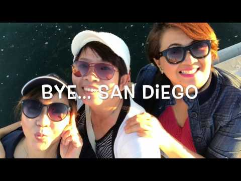 San Diego... Top 10 Tourist City in California