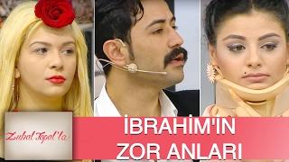 Zuhal Topal'la 124. Bölüm (HD)   Esmer Güzeli Dilek, Locadan Gönlünü Kime Kaptırdı?