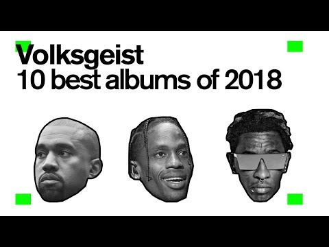 Top 10 Best Hip Hop Albums of 2018