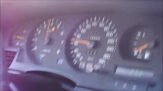 toyota supra mkiii 3 0i turbo acceleration 0 100