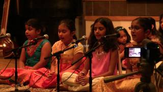 Alankar School of Indian Classical Music - Oct 3rd 09 Concert - Badaraba Barasane Ko - Sur Malhar