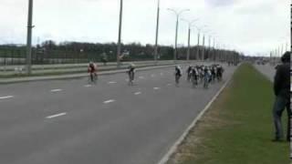 Шоссейные велогонки в Бресте.