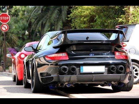 INSANE 1200HP Gemballa/9ff Porsche - YouTube