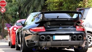 INSANE 1200HP Gemballa/9ff Porsche