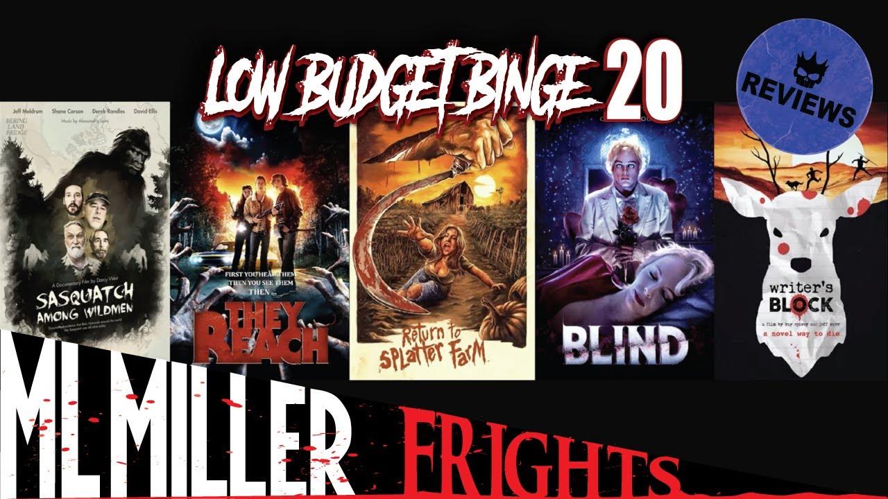 Low Budget Binge 20