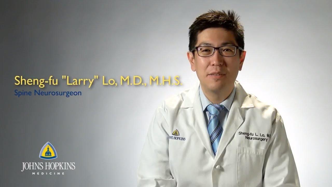 Sheng-Fu Larry Lo, M D , M H S , Assistant Professor of