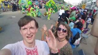 Мексиканский блог беларуса. #7 Карнавал в Мексике.