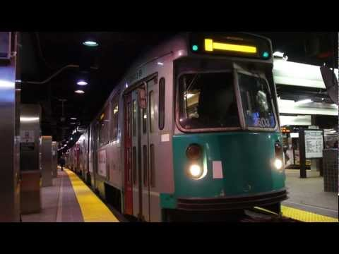 Massachusetts Bay Transportation Authority : Park Street [ Green Line ]