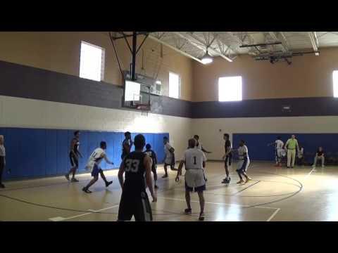 Combine Academy: Bradley Pierce   6'1