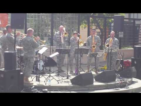 Anchorage Military Brass Band