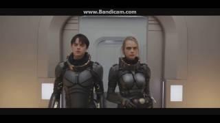Фильм.Валериан и город тысячи планет. трейлер (2017)