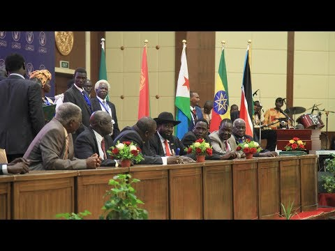 South Sudan President Salva Kiir fully committed to new deal over power-sharing