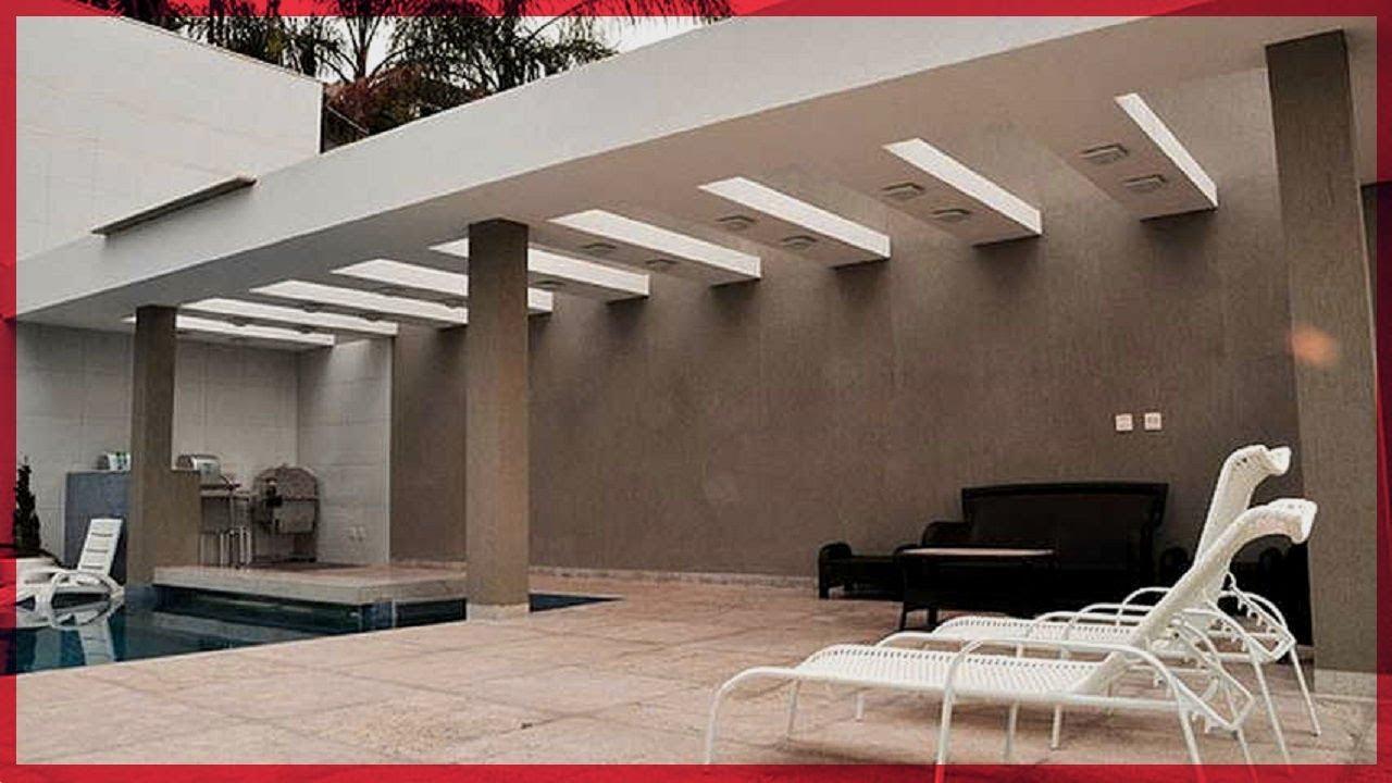 Los mejores dise os de p rgolas de concreto pergolas de - Modelos de pergolas ...
