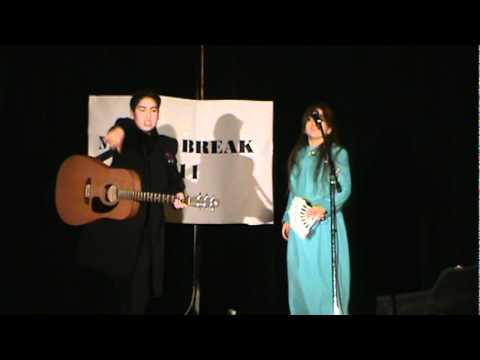 johnny cash and june carter perform jackson lip sync youtube. Black Bedroom Furniture Sets. Home Design Ideas