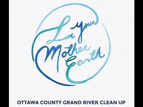 Ottawa Co. 6th annual-river Cleanup