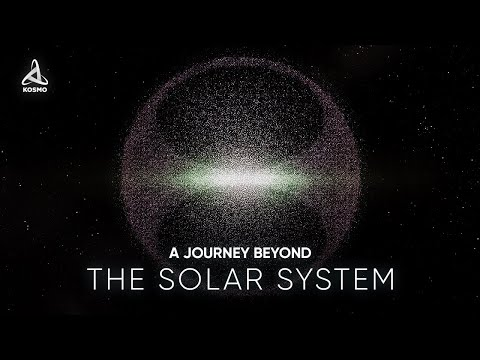 A JOURNEY BEYOND THE SOLAR SYSTEM. THE MOST BIZARRE OBJECTS