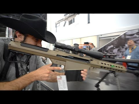 SHOT SHOW 2020 (Only The Cool Stuff)