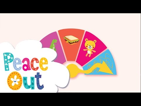 Peace Out Guided Relaxation for Kids | 7. Flopometer