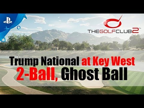 The Golf Club 2 - Trump National at Key West - Two-ball