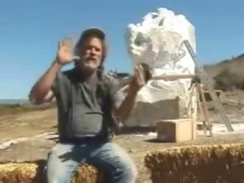 John Fisher Sculptor,This video won a National Award