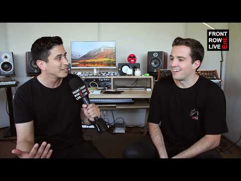 """Stephen Puth Talks New Single """"Look Away,"""" Recording In A Castle & Creative Process"""