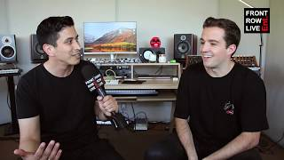 "Stephen Puth Talks New Single ""Look Away,"" Recording in A Castle & Creative Process"