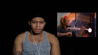 Brian King Joseph: Electric Violinist Stuns With Talent - America's Got Talent 2018 - Reaction